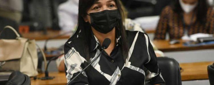 Não queriam a voz das mulheres na CPI, diz senadora maranhense