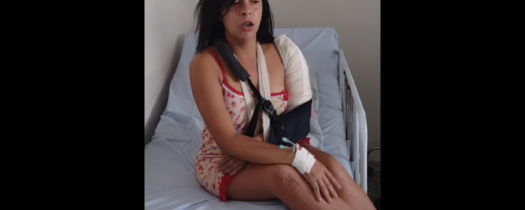 Descaso total: Paciente denuncia descaso em hospital municipal de Caxias.