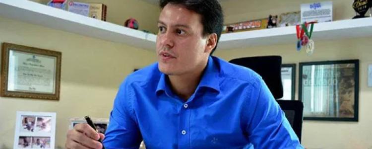 Programa Linha de Frente entrevista Felipe Camarão nessa sexta feira.