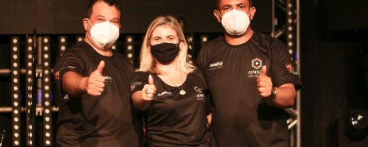 Tá na Conta! 100 mil reais pagos aos músicos do Conexão Cultural de Caxias