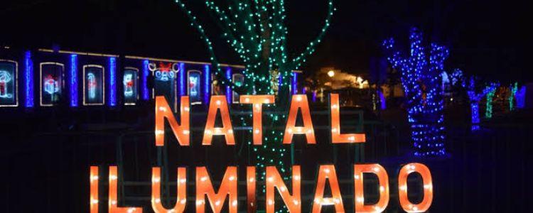 Não vai ter Natal Iluminado esse ano?