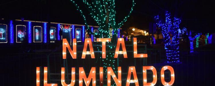 """""""Natal Iluminado"""" não é cancelado e acontecerá ainda em Novembro."""